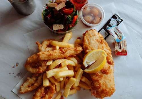 ORDER ONLINE Chippy's Fish Cafe
